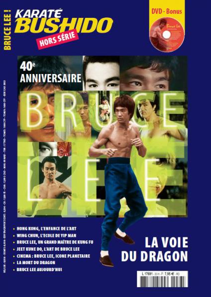 Karaté Bushido sort un hors série sur Bruce Lee