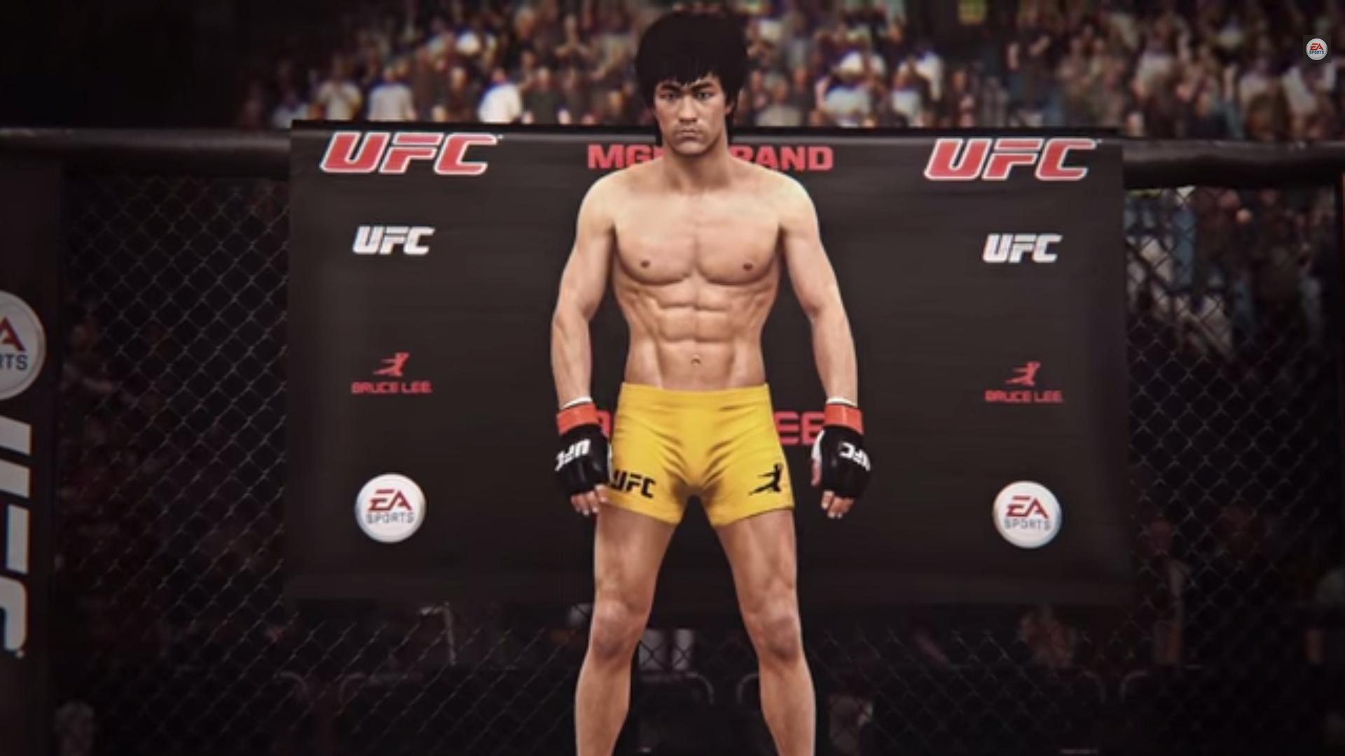 EA Sports UFC : Une démo le 3 juin
