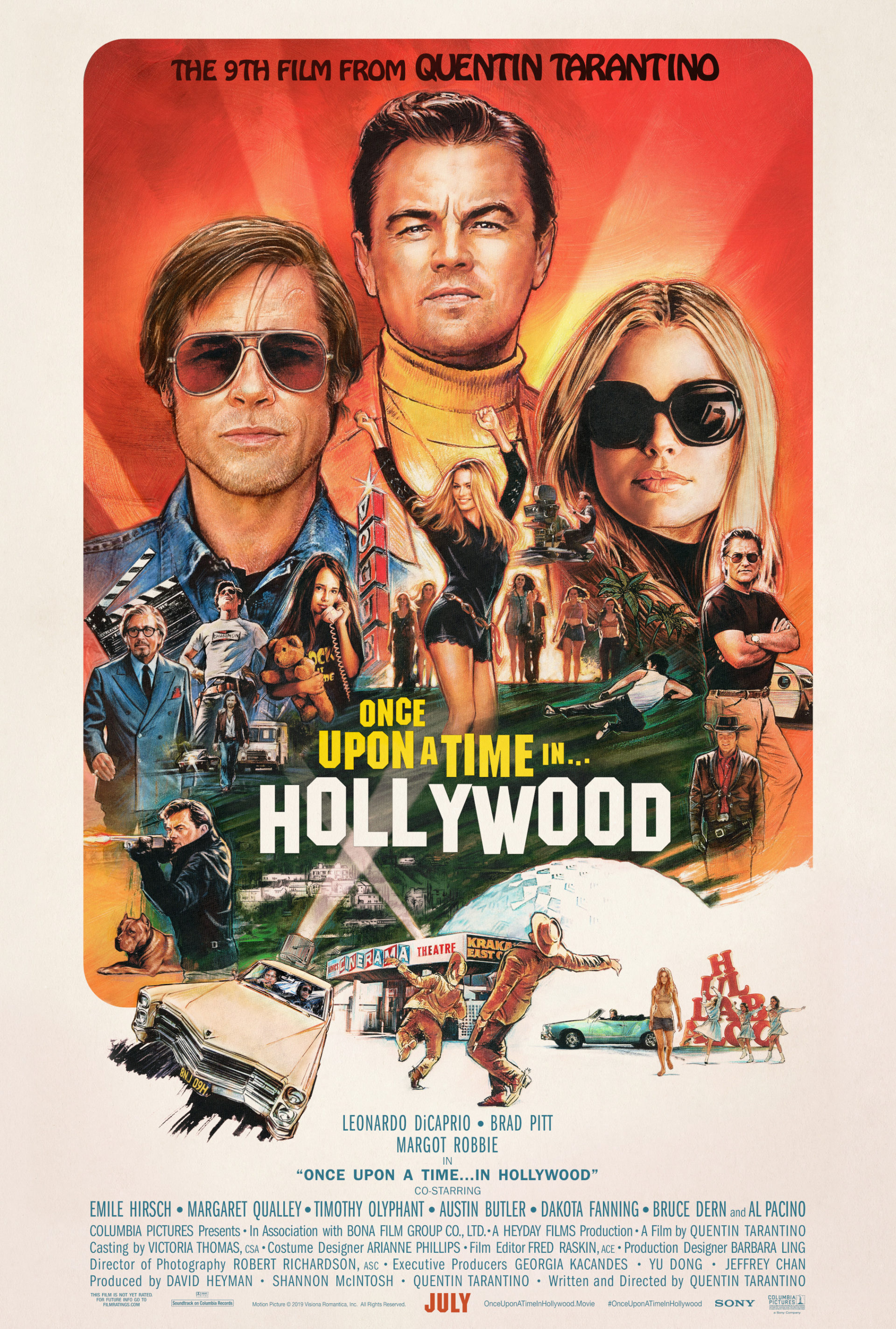 Once Upon a Time in Hollywood : représentation faussée de Bruce Lee